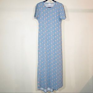 LuLaRoe Maria Maxi Dress - #1179